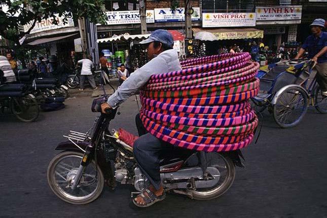 Szállítás Vietnamban