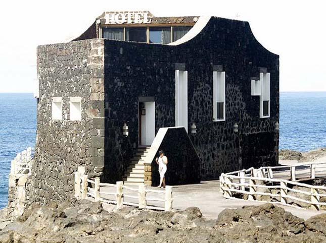 A világ legkisebb szállodája