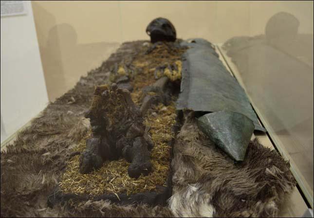 Szibériai múmiák