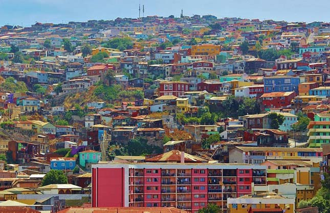 Színes városok