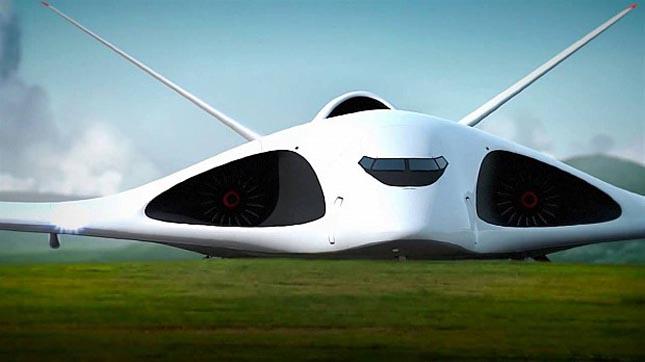 Szuperszonikus teherszállító repülőgép