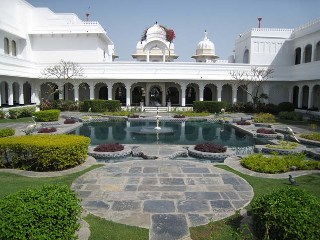 Taj Lake Palace Hotel, India