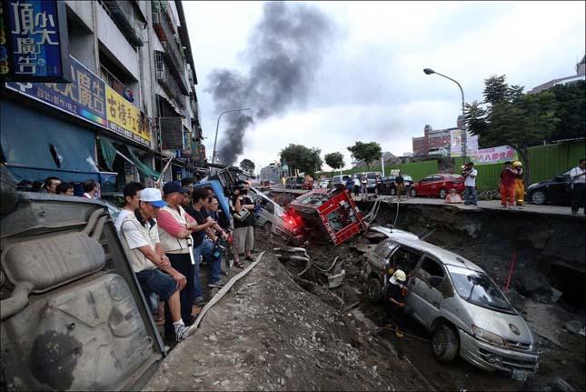Tajvani gárobbanás