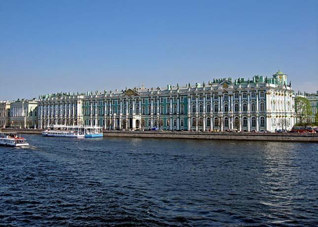 Téli Palota, Szentpétervár