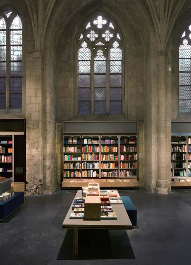 Templom könyvesbolt, Hollandia