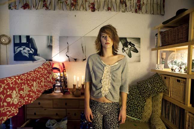 Tinilányok és a szobájuk