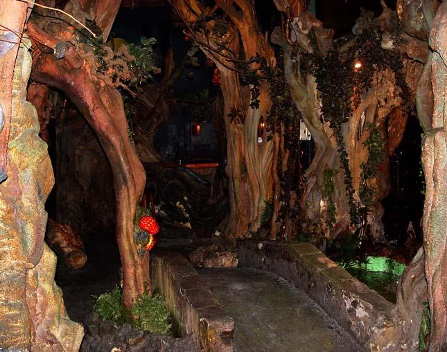 El Bosc de les Fades, Barcelona