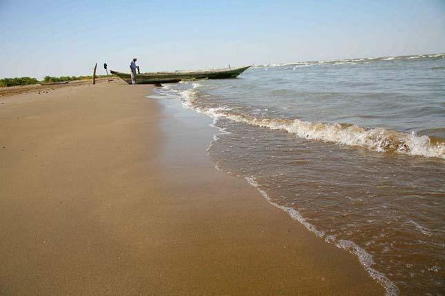 Turkana-tó, a legnagyobb sivatagi tó