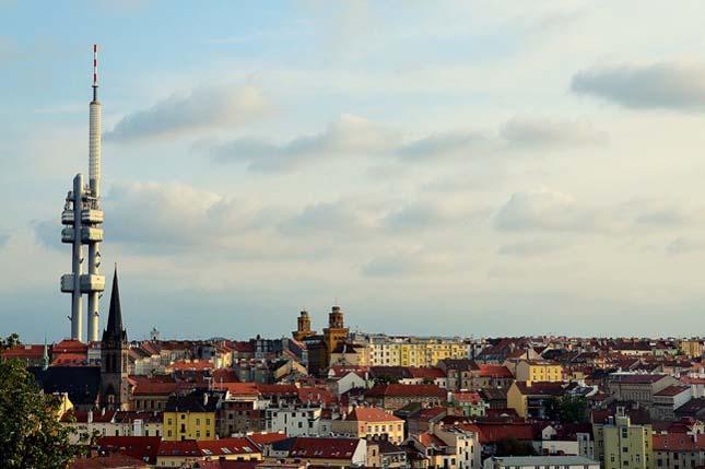 Tower Park Praha, Prága