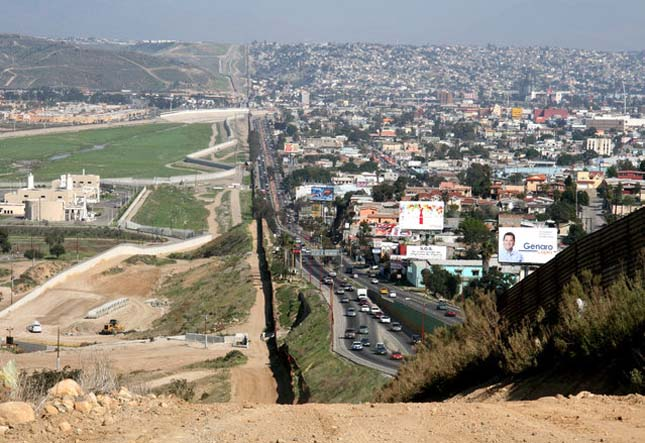 USA-Mexikó határ