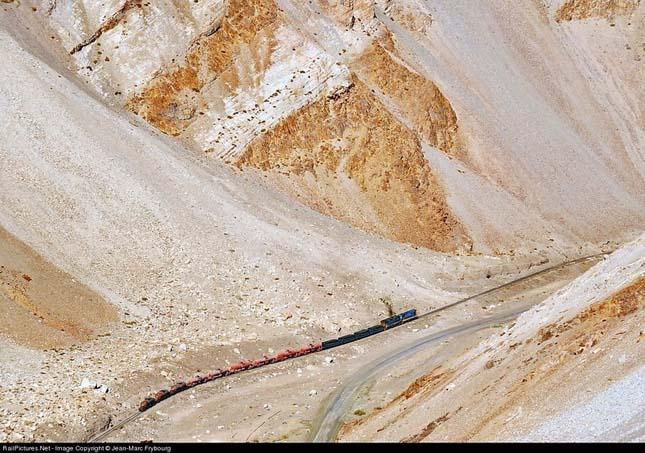 Veszélyes vasútvonal
