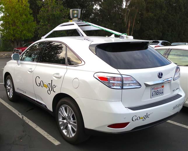 Vezető nélküli autók