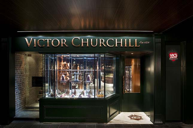 Victor Churchill hentesüzlete