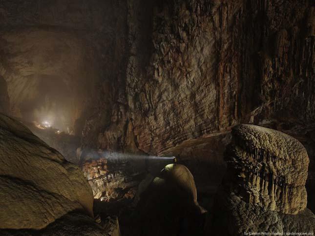 A világ legnagyobb barlangja Vietnamban