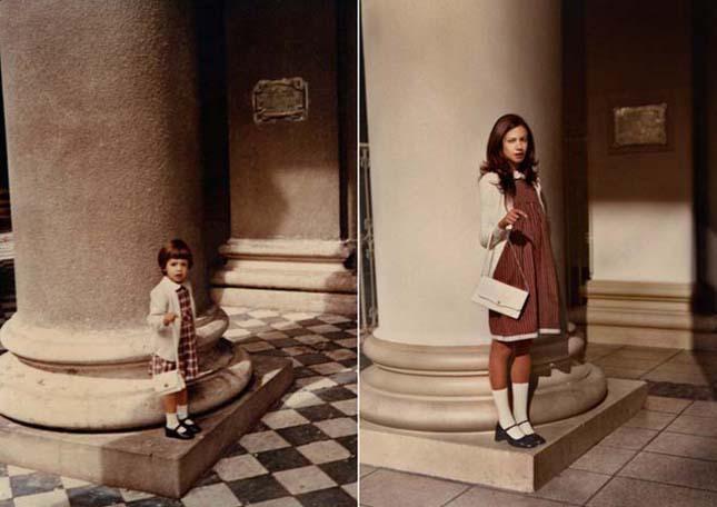 Vissza a jövőbe, Irina Wering fotós sorozata