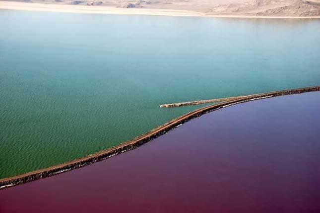 vízen áthaladó közúti és vasúti útvonalak