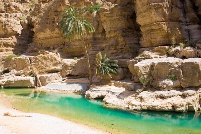 Wadi Shab, Omán