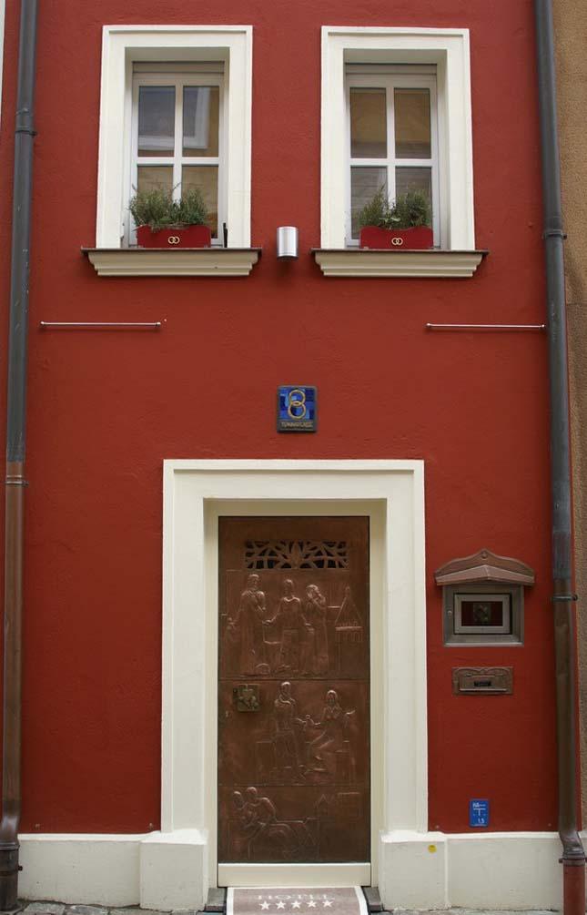 A legkisebb szálloda a világon