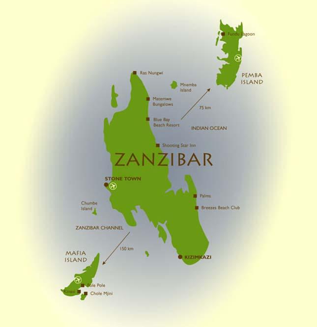 Zanzibár