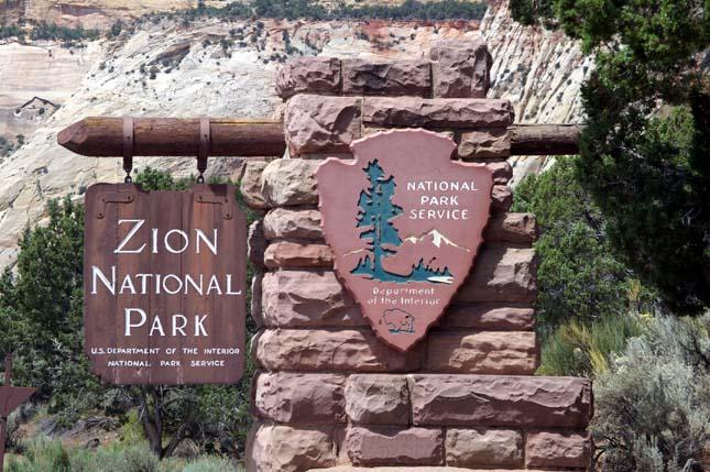 Zion Nemzeti Park
