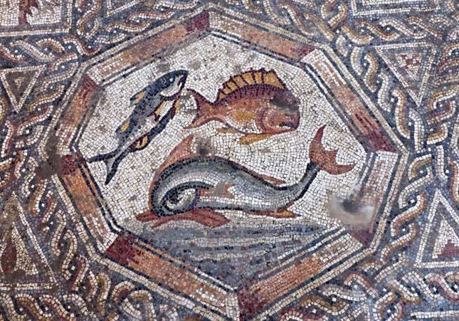 Mozaikpadló
