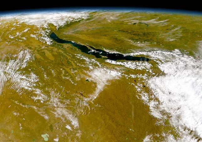 Kína megcsapolná a Bajkál-tavat
