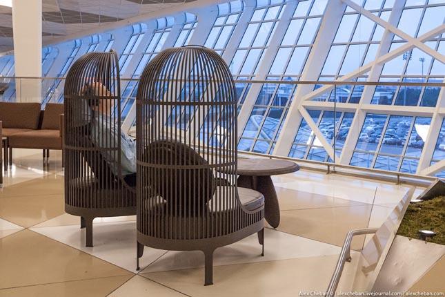 Heydar Aliyev Nemzetközi Reptér, Baku, Azerbajdzsán