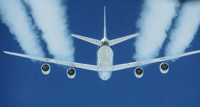 Bioüzemanyag repülők