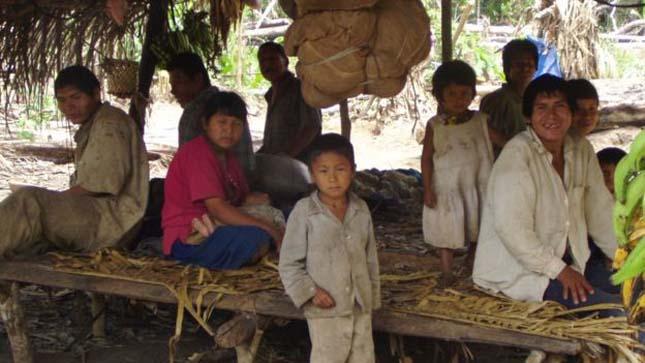 Tsimané törzs