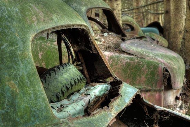 Cahtilloni autótemető