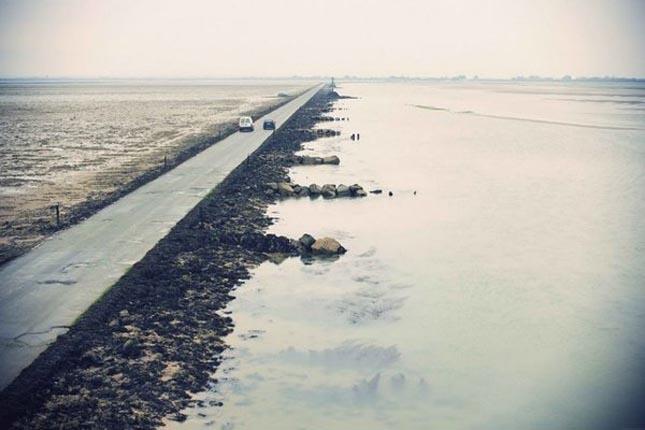 Le Passage de Gois ou Goa