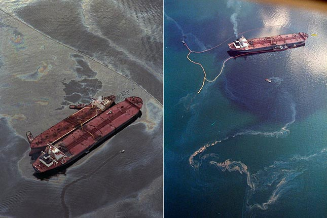 Exxon Valdez, 1989