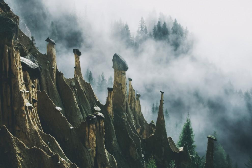 Bolzano földpiramis