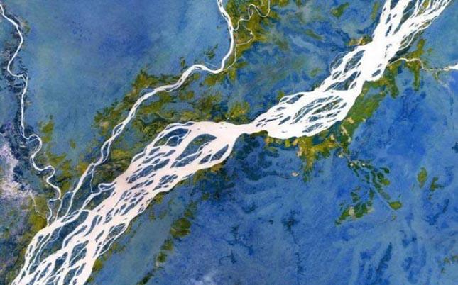 Fonott folyók
