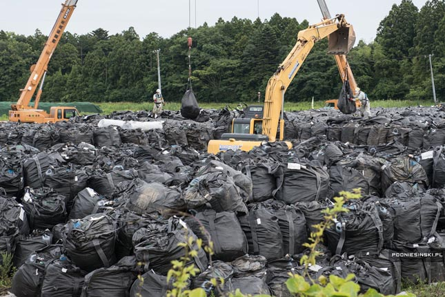 Fukushima 4 évvel a katasztrófa után
