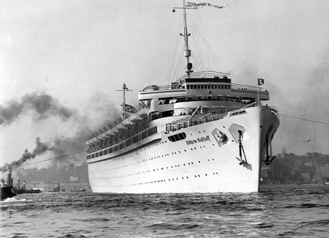 Wilhelm Gustlof hajó