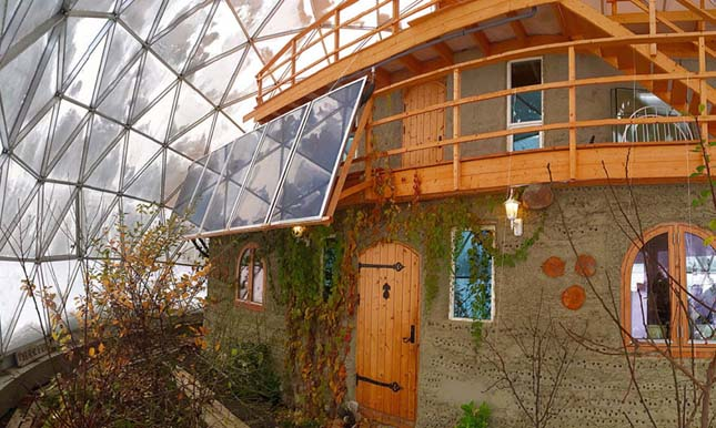 Különleges ház az északi sarkkörön