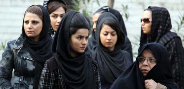 Iráni nők a forradalom előtt