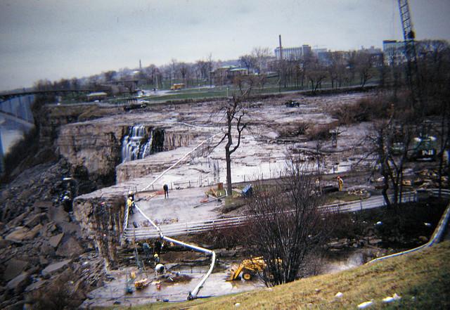 Kiszáradt Niagara - 1969