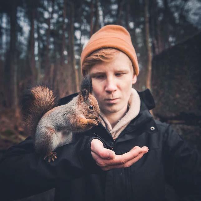 Konsta Punkka lenyűgöző természetfotói