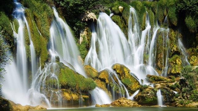 Kraka Nemzeti Park - Horvátország