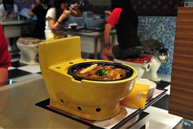 Különleges és furcsa éttermek
