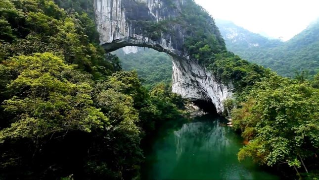 Fairy Bridge - Xian Ren Qiao