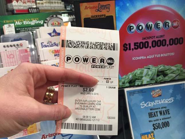 A világ legnagyobb lottónyereménye
