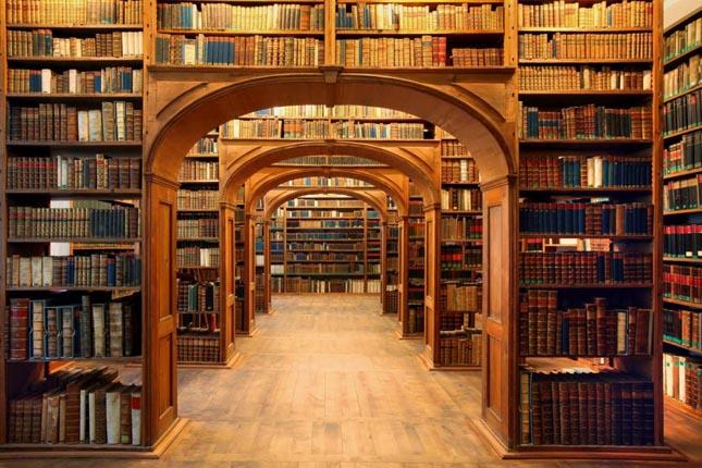 Tudományos Könyvtár, Görlitz, Németország