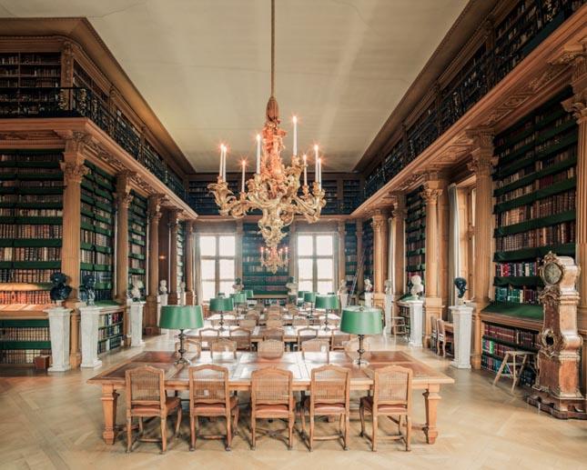 Mazarine Könyvtár, Párizs