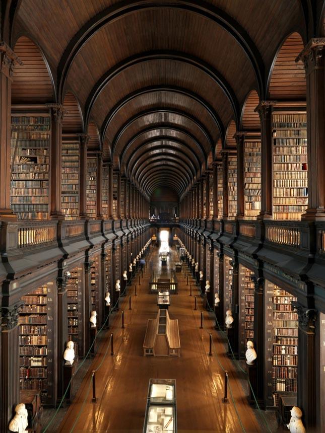 Trinity College Library, Dublin, Írország
