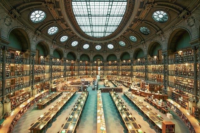 Francia Országos Könyvtár, Párizs