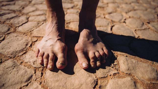 40 sivatagi maratont futott le