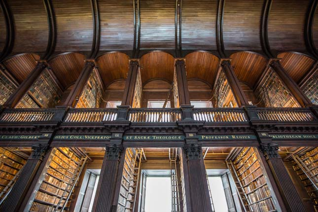 Old Library, Trinity College